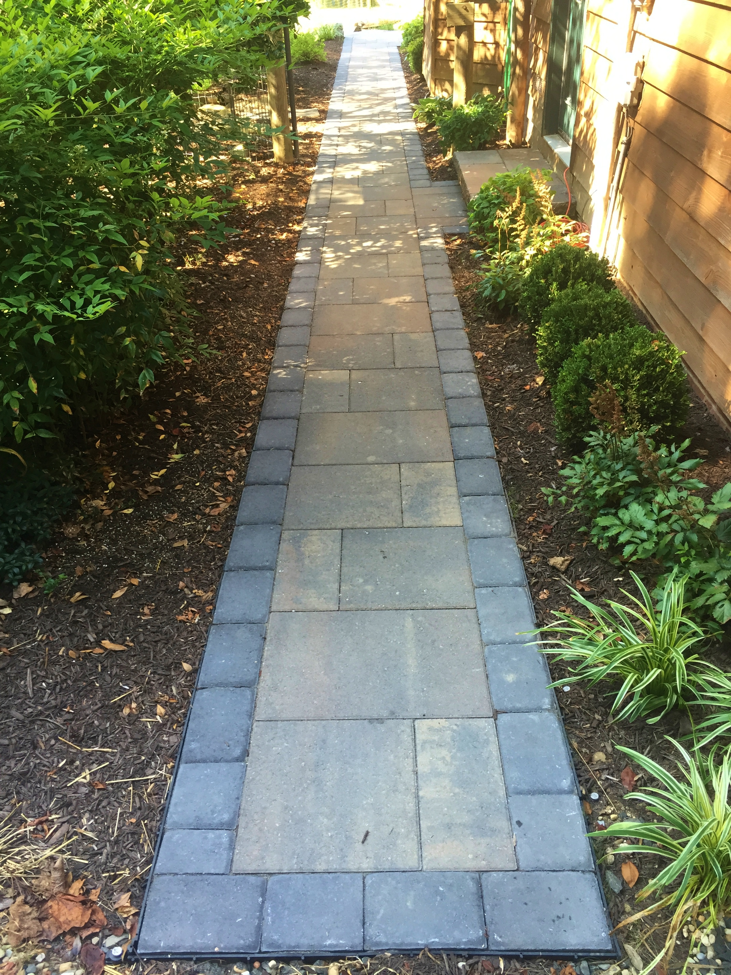 Patios Amp Walkways Earth Effects Landscapes Llc