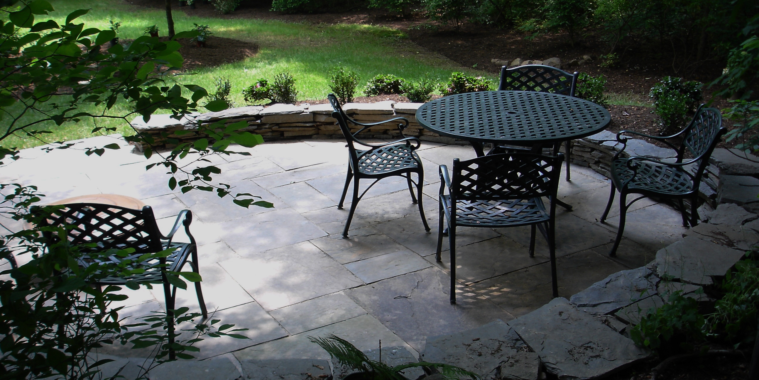 Patios & Walkways Earth Effects Landscapes LLC